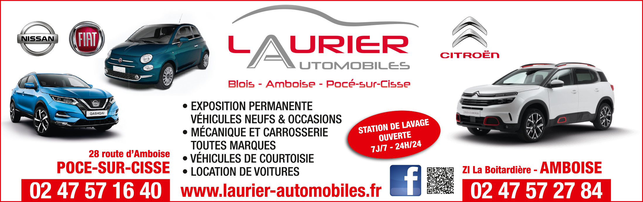 Laurier automobile